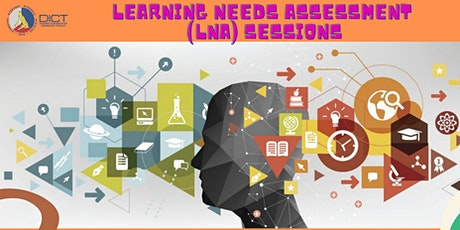 Learning Needs Assessment Sessions tickets
