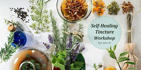 Self-Healing Tincture Workshop tickets