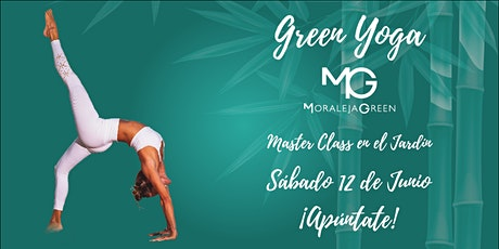 Green Yoga MG powered by Gong entradas