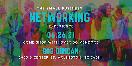 Small Business Networking Event tickets