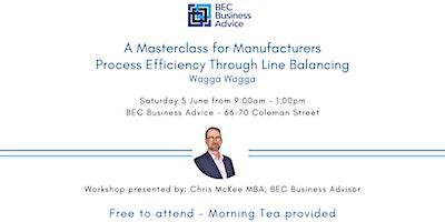 Manufacturers' Forum Masterclass