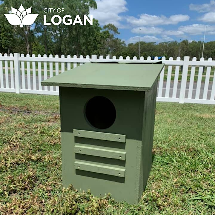 Nest Box Building at Spring Mountain Reserve image