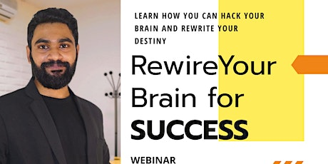 Rewire Your Brain for Success tickets