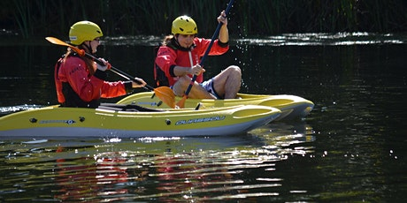 Summer Kayak Camp 12th-16th July (afternoon session) tickets
