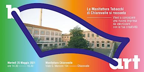 B.Art - La Manifattura Italiana Tabacco si presenta biglietti