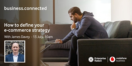 business.connected: How to define your e-commerce strategy tickets