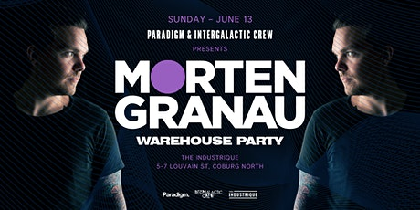 Morten Granau Warehouse Party tickets