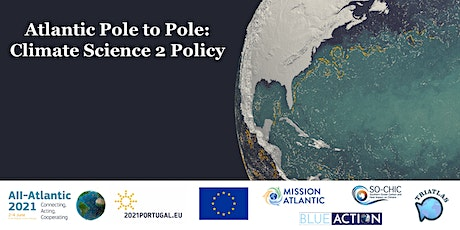 Atlantic Pole to Pole: Climate Science 2 Policy tickets
