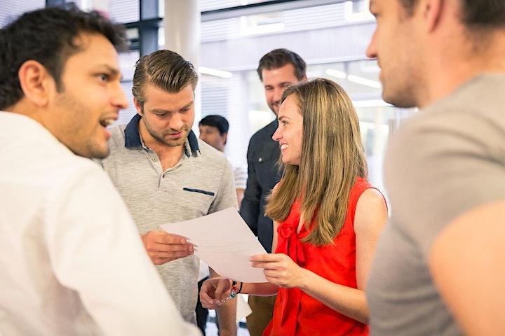 UnternehmerTUM Academy for Innovators - Corporate Get Together: Bild