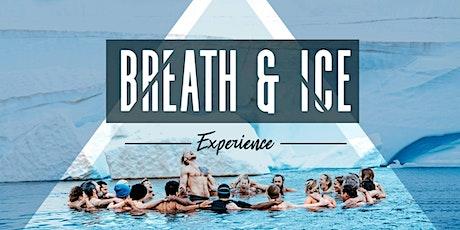 Breath & Ice Experience - Sydney - 02 July 21 tickets