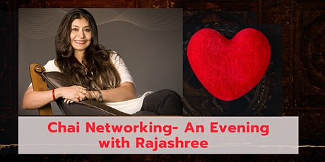 Chai with Rajashree - Networking Mixer tickets