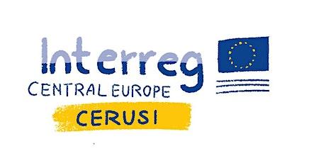 "CERUSI Webinar Series ""The borders of Rural Social Innovation"" (1/3) tickets"