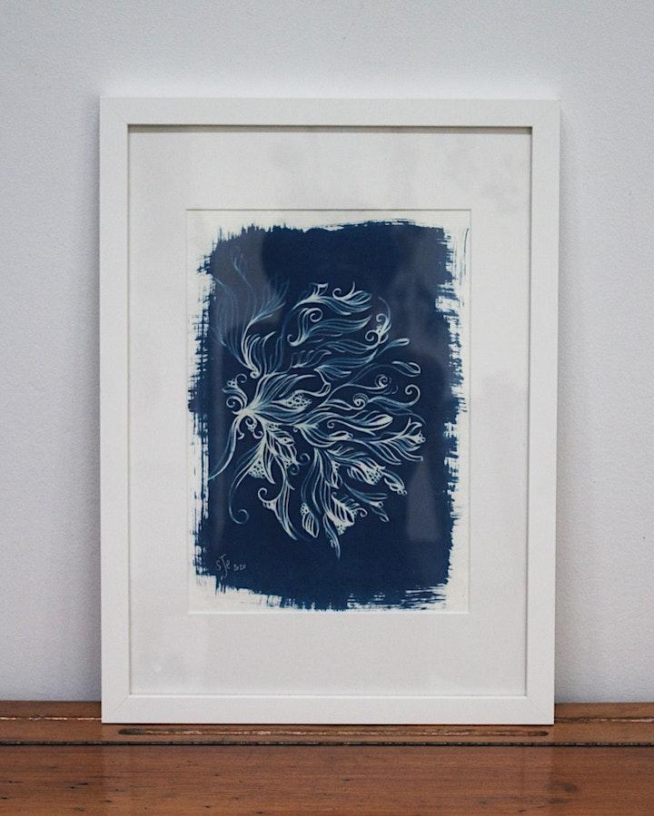 Cyanotype Printing Workshop image