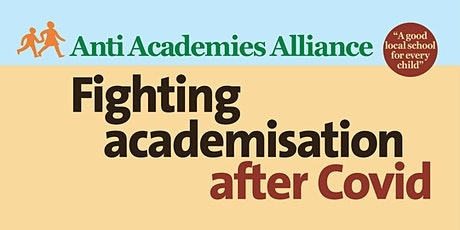 Fighting academisation after Covid tickets