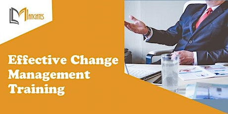 Effective Change Management 1 Day Virtual Live Training in Tijuana tickets