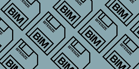 Bitesize BIM - Designing with sustainability and deconstruction in mind tickets