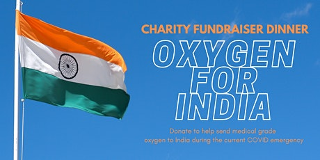 Oxygen for India tickets