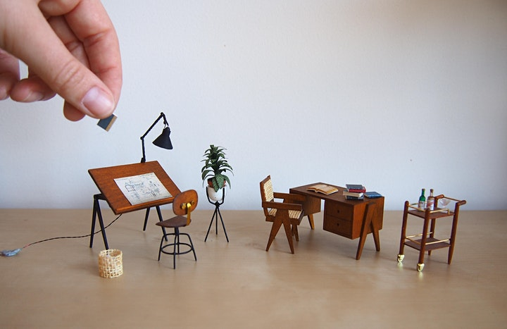 Curator Talk: Doll House Miniature Worlds of Wonder image