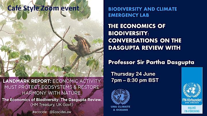The Economics of Biodiversity II image