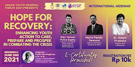 Webinar Internasional AYGF entradas