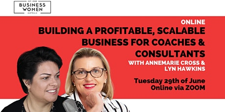 Online: Building a Profitable, Scalable Business for Coaches & Consultants tickets