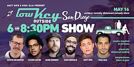 Lowkey Outside San Diego with Jamie Kennedy! tickets