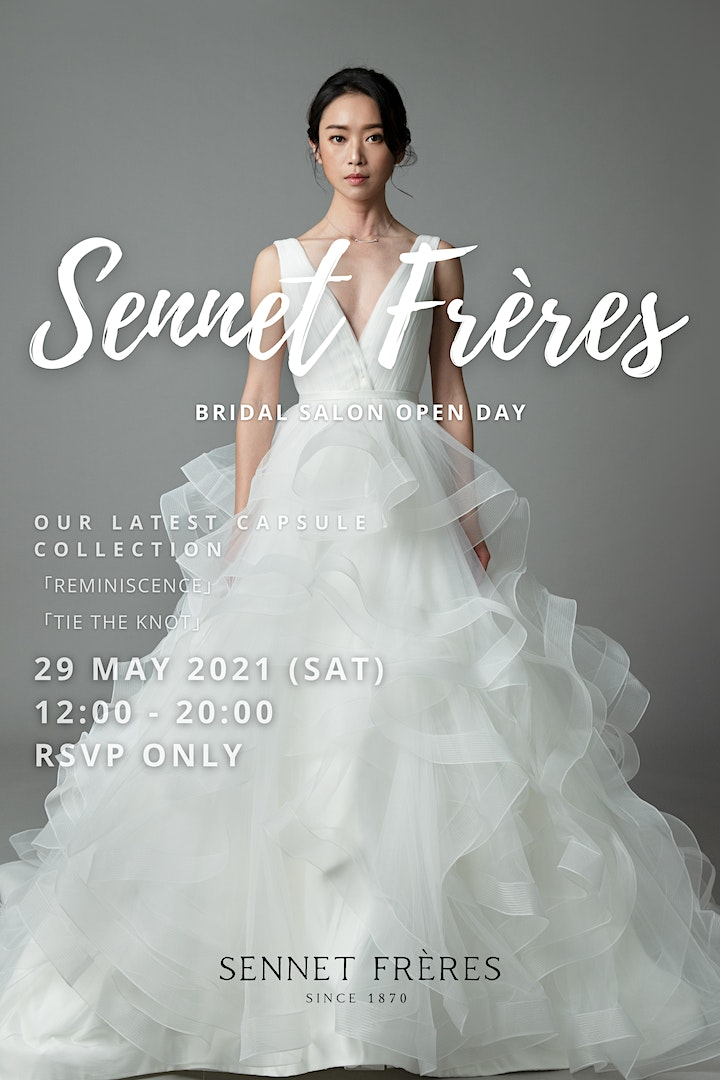 Sennet Frères  Open Day - Embark on your amazing journey with us! image