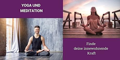 Entdecke das traditionelle Yoga: Yoga und Meditation tickets
