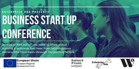 Enterprise Hub Presents: The Business Start Up Conference tickets