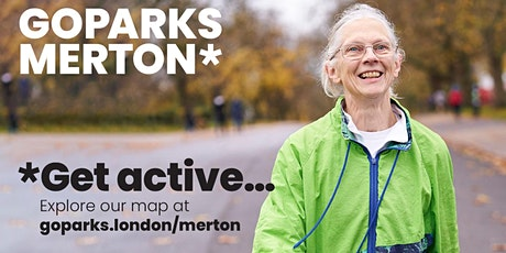 GoParksMerton - Discover the Parks tickets
