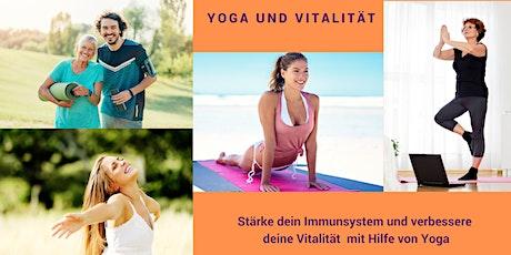 Entdecke das traditionelle Yoga: Yoga und Vitalität Tickets