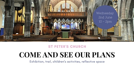 St Peter's Church - Pilot of new exhibition tickets