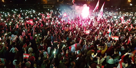 Protest Movements in the Arab World tickets