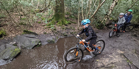 Meanwood Mini Mountain Bikers Age 7-11. tickets
