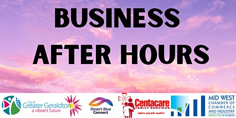 May Business After Hours tickets