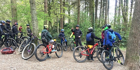 Meanwood Junior NOVICE Mountain Bike Coaching. Ages 10-15 tickets