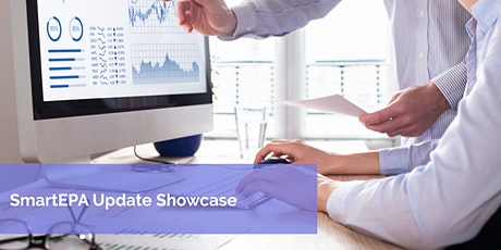 SmartEPA Update Showcase Tickets