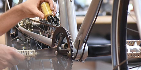 Cycle Care - Wash and Lubricate tickets