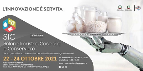SALONE INDUSTRIA CASEARIA E CONSERVIERA biglietti