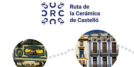RUTA DE LA CERÁMICA DE CASTELLÓ entradas