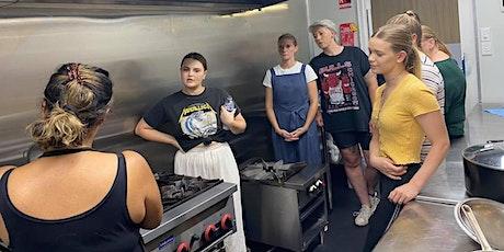 Vegan Cooking Class (Sip & Cook) tickets