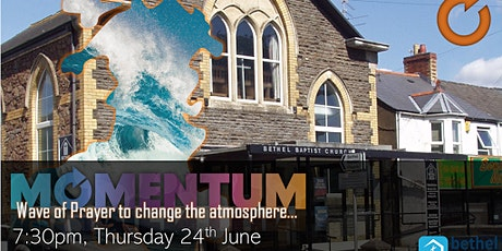 Momentum Wave of Prayer (bethel:whitchurch) tickets