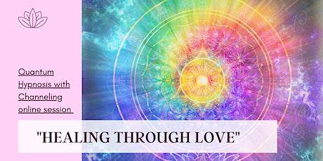 """""""Healing Through Love"""" with Alexandra and Eva-lena tickets"""