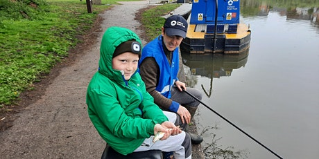 Free Let's Fish! - Coventry - Learn to Fish session tickets