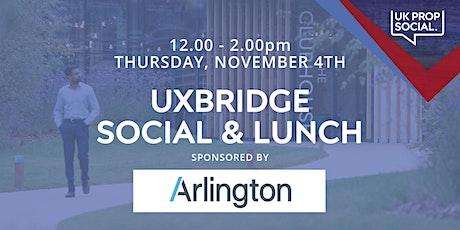 Uxbridge Social - 4 November 2021 tickets
