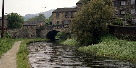 Discovering Ted Hughes's Yorkshire: Mytholmroyd Guided Walk tickets