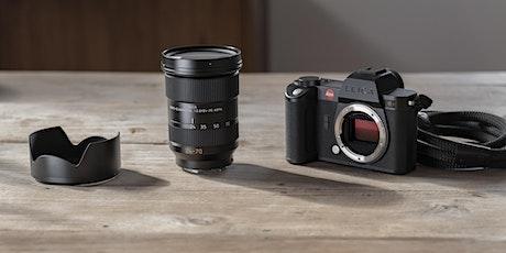 Leica TechStories - Novità sul sistema SL biglietti