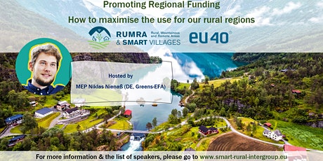Promoting Regional Funding - How to maximise the use for our rural regions tickets