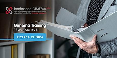 Ricerca clinica - La gestione dei documenti accessori biglietti