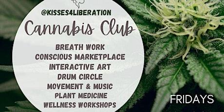 Cannabis Club tickets